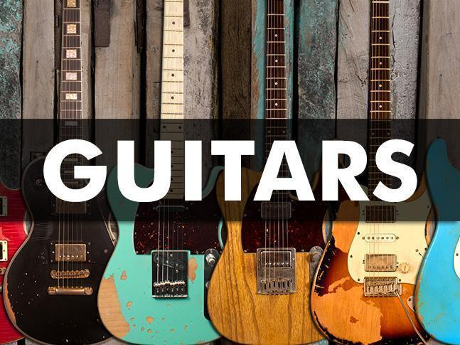 Guitars Shop by Brand
