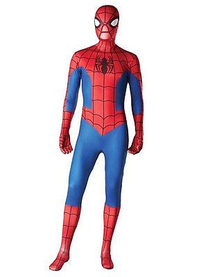 Spiderman Second Skin Suit