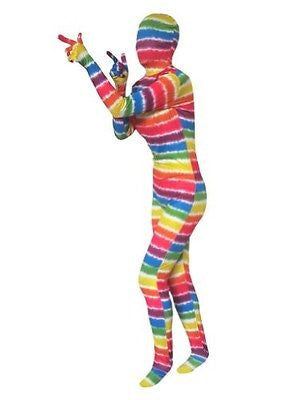 Rainbow Second Skin Suit