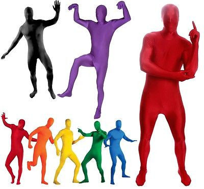 Colour Second Skin Suits