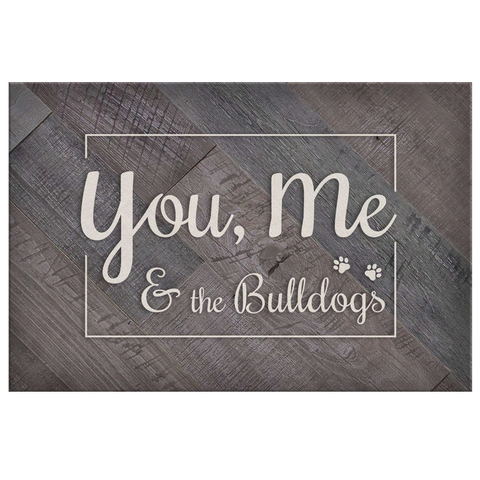 You, Me & the Bulldogs