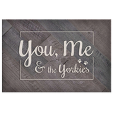 You, Me & the Yorkies