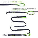 Heavy Duty Dual Handle Dog Leash