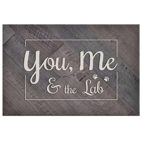 You, Me & the Lab