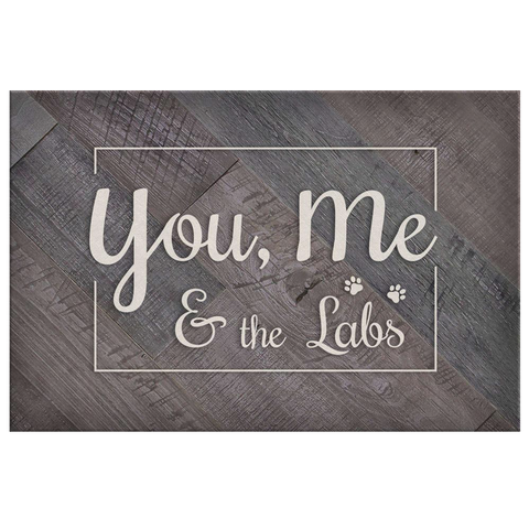 You, Me and the Labs