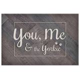 You, Me & the Yorkie