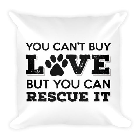 Rescue Love - Pillow -