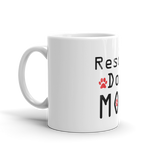 Rescue Dog Mom Coffee Mug -  - 3