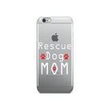 iPhone Case - Rescue Dog Mom -  - 2