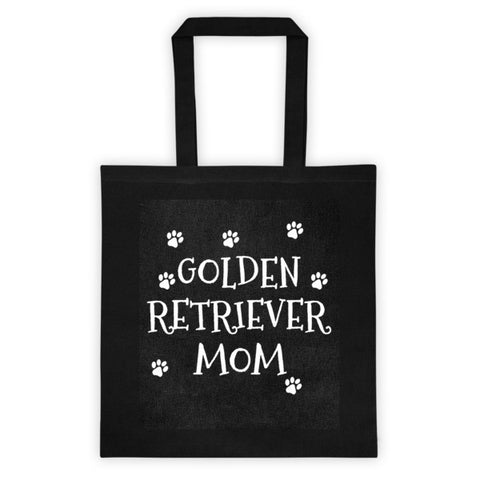 Tote Bag - Golden Retriever Mom - Paw Lifestyles Brand - Dog and Pet Products