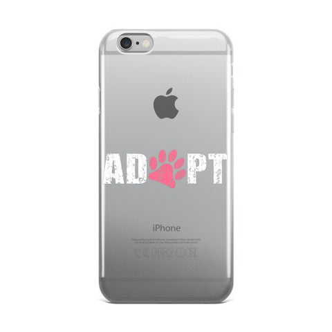 iPhone case - Adopt -  - 1