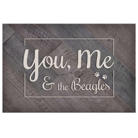 You, Me and the Beagles