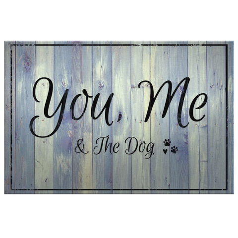 You, Me & the Dog