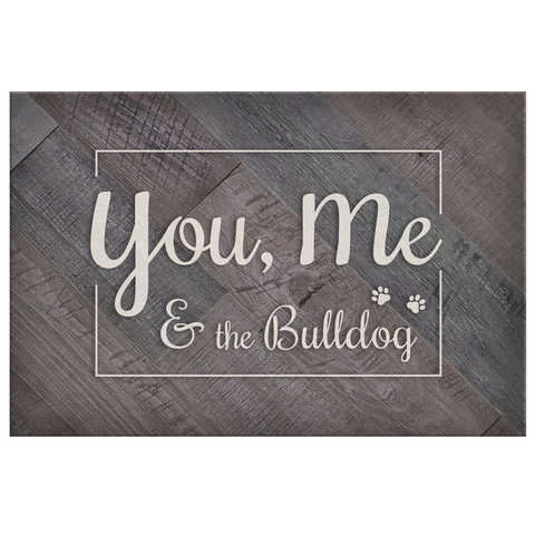 You, Me & the Bulldog