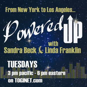 Powered Up Talk Radio Interview