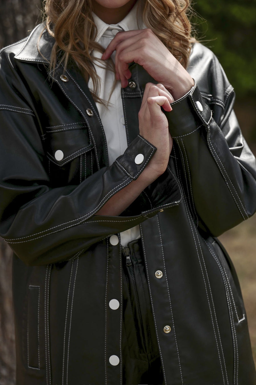 Ridgefield Jacket in Black