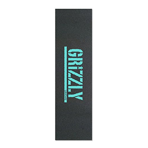 Grizzly Grip Stamp Print Grip is available here at BonusSkate you can also find subscription products, skateboarding products and video bogs, mens apparel, and latest innovative products.