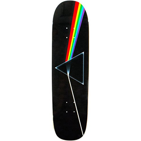Habitat/Pink Floyd Dark Side Cruiser Dk-8.37x31.75 DECK ONLY is available here at BonusSkate you can also find subscription products, skateboarding products and video bogs, mens apparel, and latest innovative products.