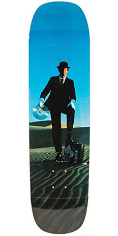"Habitat Pink Floyd Invisible Man Cruiser Skateboard Deck - 8.25"" is available here at BonusSkate you can also find subscription products, skateboarding products and video bogs, mens apparel, and latest innovative products."