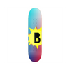 BonusSkate Star Gradient Decks is available here at BonusSkate you can also find subscription products, skateboarding products and video bogs, mens apparel, and latest innovative products.