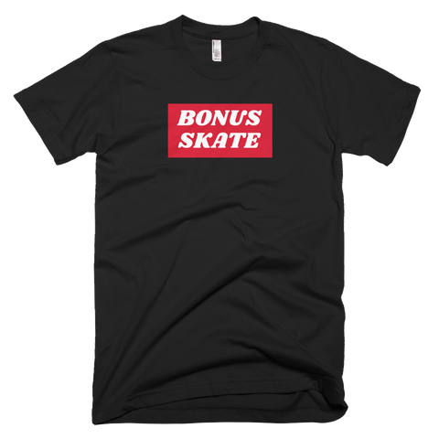 Bonus Skate Tee 2018 is available here at BonusSkate you can also find subscription products, skateboarding products and video bogs, mens apparel, and latest innovative products.