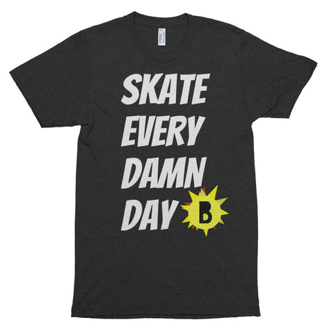 Skate Every Damn Day is available here at BonusSkate you can also find subscription products, skateboarding products and video bogs, mens apparel, and latest innovative products.