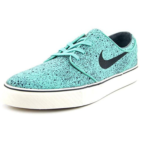 Nike Mens Zoom Stefan Janoski Prem Crystal Mint Black Skate Shoe is available here at BonusSkate you can also find subscription products, skateboarding products and video bogs, mens apparel, and latest innovative products.