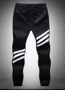 Men's Summer Striped joggers is available here at BonusSkate you can also find subscription products, skateboarding products and video bogs, mens apparel, and latest innovative products.