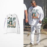 Kanye West Coast Lit to Pop is available here at BonusSkate you can also find subscription products, skateboarding products and video bogs, mens apparel, and latest innovative products.