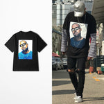 Not Eaasy Kanye Tee is available here at BonusSkate you can also find subscription products, skateboarding products and video bogs, mens apparel, and latest innovative products.
