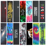 "Grizzly Pro Multi Graphic Griptape 9""x33"" is available here at BonusSkate you can also find subscription products, skateboarding products and video bogs, mens apparel, and latest innovative products."