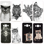 2017 Owl Style Samsung Galaxy Series  phone case is available here at BonusSkate you can also find subscription products, skateboarding products and video bogs, mens apparel, and latest innovative products.