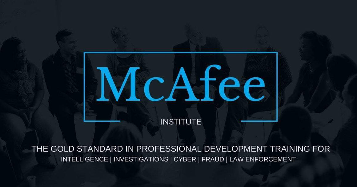 Online Courses Board Certifications Mcafee Institute