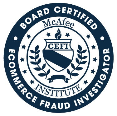 Certified eCommerce Fraud Investigator (CEFI)