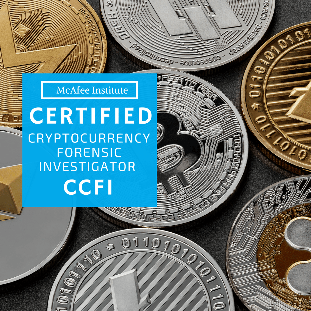 certified cryptocurrency forensic investigator ccfi