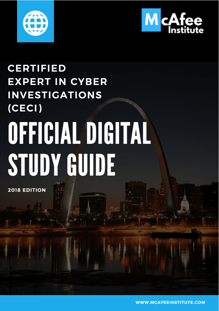 OFFICIAL DIGITAL STUDY GUIDE TO THE CECI (2018 EDITION)