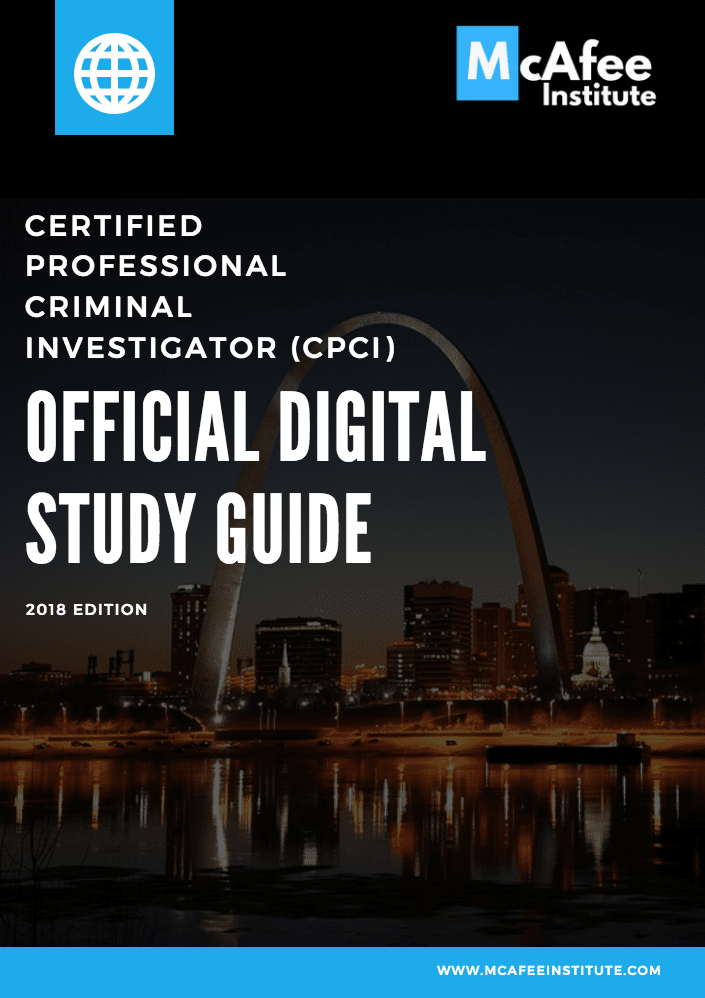 OFFICIAL DIGITAL STUDY GUIDE TO THE CPCI (2018 EDITION)
