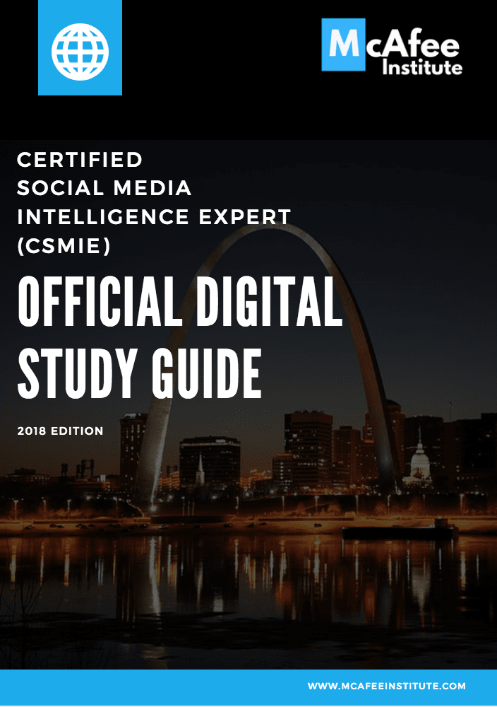 OFFICIAL DIGITAL STUDY GUIDE TO THE CSMIE (2018 EDITION)