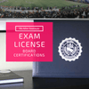Board Exam License