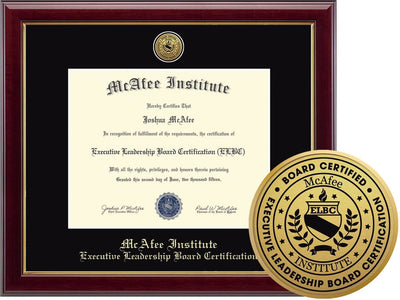 Certified Executive Leader (CEL)