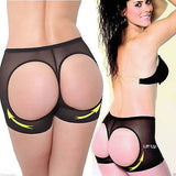 30Pcs Butt Lifter Boyshort Booty Belt Fullness Tummy Control Panties Black S-3XL
