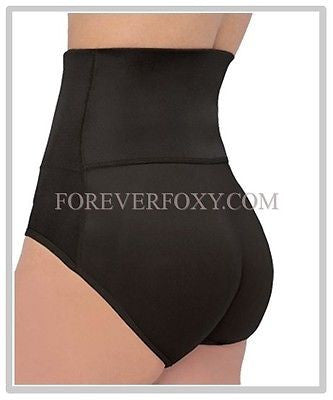Girdles & BUTT Enhancer FIRM TUMMY CONTROL WAIST CINCHER Molded pads BOOTY POP