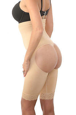 Butt Lifter Waist Cinchers Seamless Full body Shapers Firm Girdles 8068 S-3XL