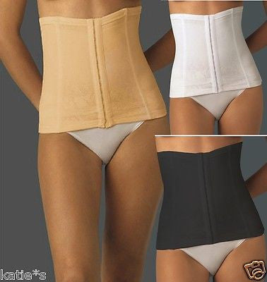 WAIST CINHERS Girdles Trainer Steel Boning Smooth Floral BODY SHAPER 006 S-2XL
