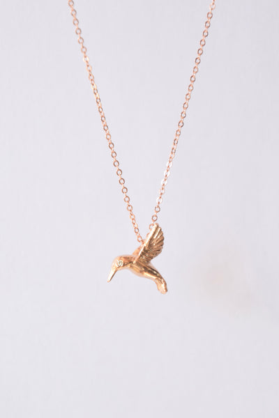 """Giving Birds"": Benefitting American Humane Association (Genuine White Diamonds)"