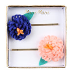Meri Meri Flower Hairclips