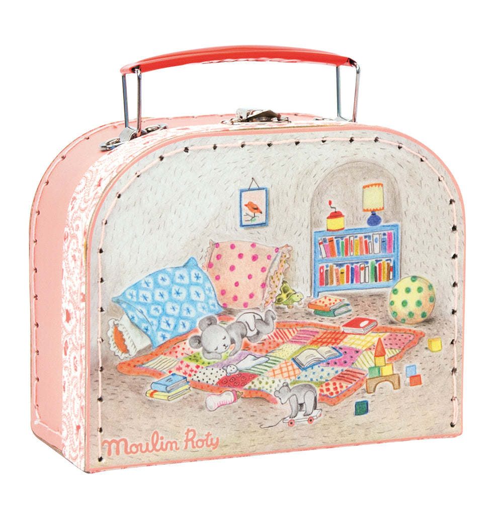 Moulin Roty Baby Suitcase