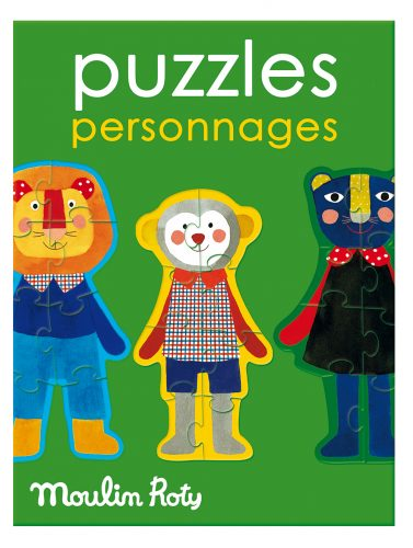 Moulin Roty Puzzle