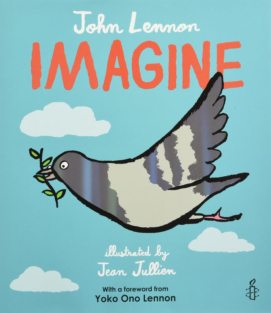 Imagine - John Lennon kids book