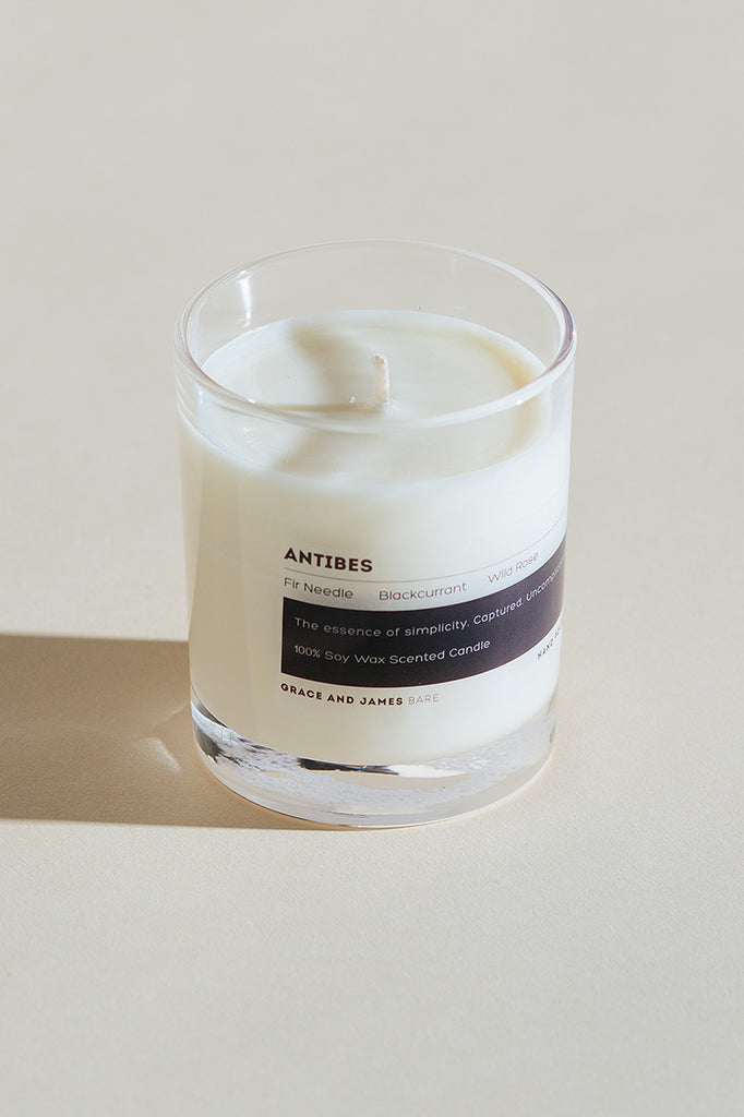 Grace & Janes Bare Candle - Antibes